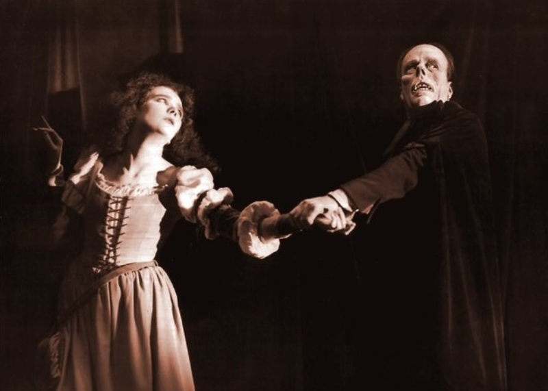 The Phantom of the Opera (1925), stomme film, orgel (Joost Langeveld) en sopraan (Catharina Jansen)