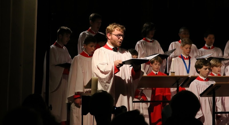 Roder Jongenskoor - A Festival of Lessons and Carols - Adventsconcert
